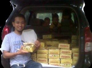 Pengiriman Paket Dapur Aqiqah Bandung, Cimahi, dsk
