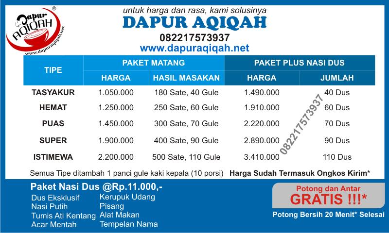 Rumah Aqiqah Bandung, Alamat Tempat Akikah Bandung, Bandung Timur 2