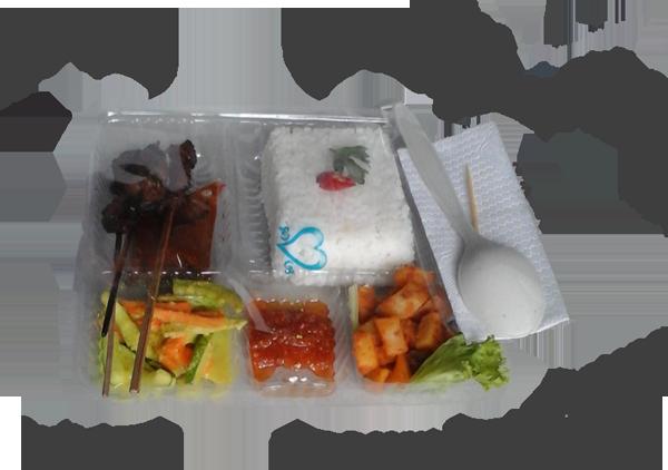 paket aqiqah murah di bandung nasi box