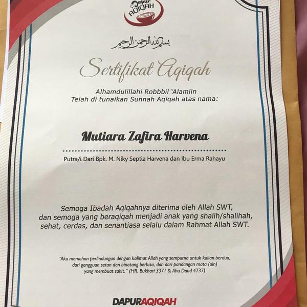 Paket Aqiqah Bandung Murah Dapur Aqiqah 8