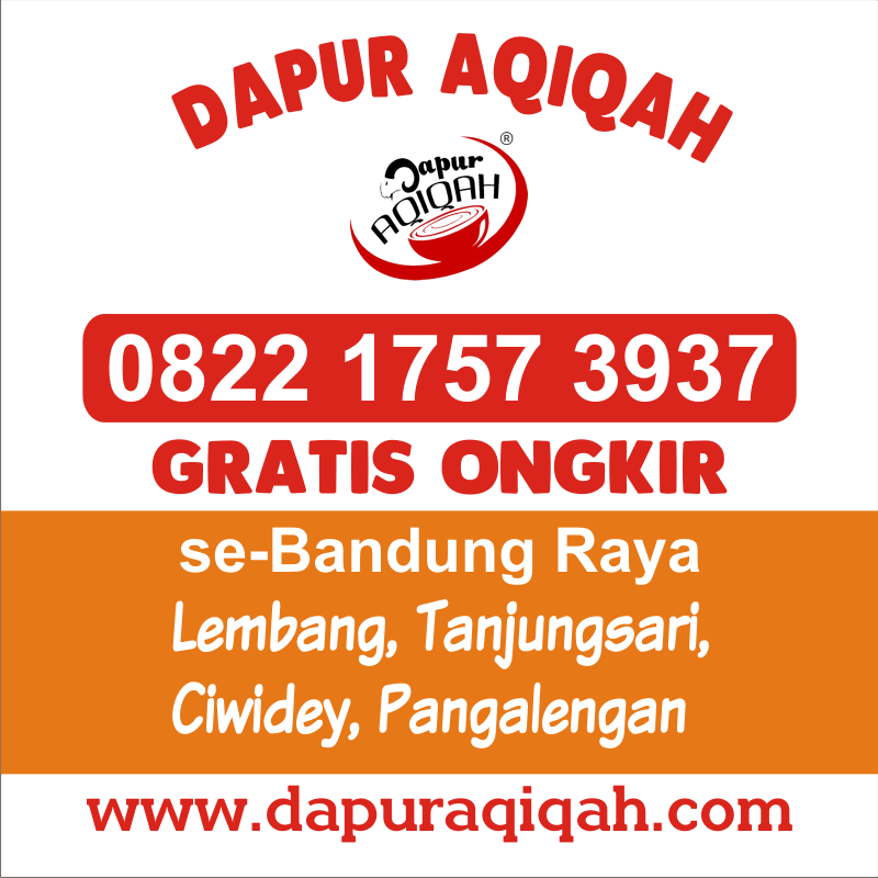 Dapur aqiqah Cimahi
